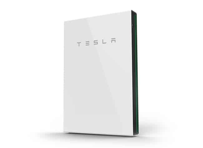 Tesla tile