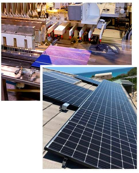 best-in-solar-panel-manufacture