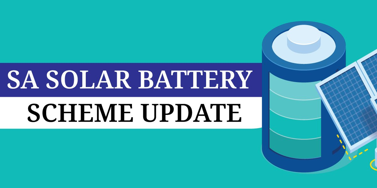 sa government solar battery scheme update