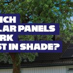 which solar panels work best in shade